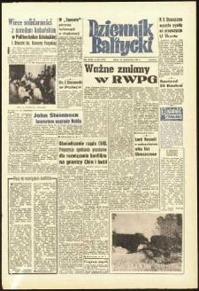 Dziennik Bałtycki 1962, nr 255