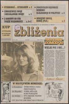 Zbliżenia : Tygodnik Pomorski, 1992, nr 18