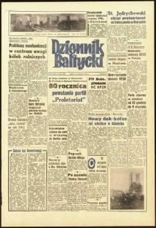 Dziennik Bałtycki 1962, nr 268