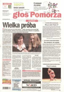 Głos Pomorza, 2005, kwiecień, nr 89