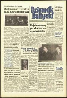 Dziennik Bałtycki 1962, nr 277