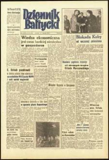 Dziennik Bałtycki 1962, nr 278