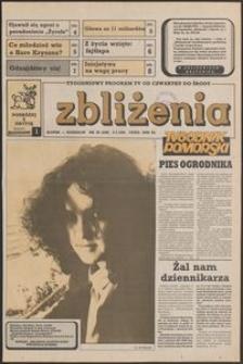 Zbliżenia : Tygodnik Pomorski, 1992, nr 28