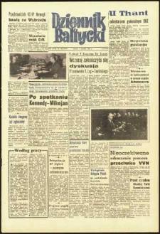 Dziennik Bałtycki 1962, nr 286