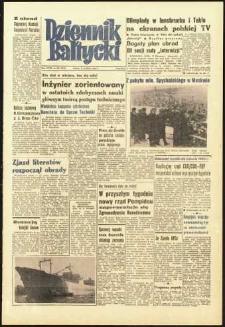 Dziennik Bałtycki 1962, nr 292