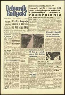 Dziennik Bałtycki 1962, nr 296