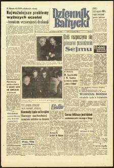 Dziennik Bałtycki 1962, nr 301