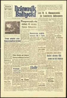 Dziennik Bałtycki 1962, nr 307