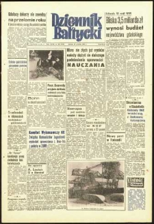 Dziennik Bałtycki 1962, nr 308