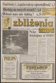 Zbliżenia : Tygodnik Pomorski, 1992, nr 35