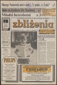Zbliżenia : Tygodnik Pomorski, 1992, nr 36