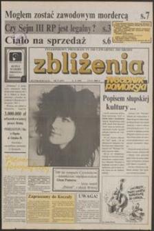 Zbliżenia : Tygodnik Pomorski, 1992, nr 37