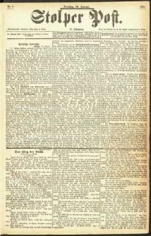 Stolper Post Nr. 8/1893