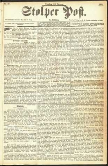 Stolper Post Nr. 20/1893
