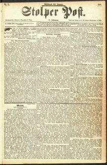 Stolper Post Nr. 21/1893