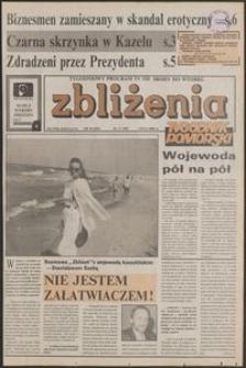 Zbliżenia : Tygodnik Pomorski, 1992, nr 39