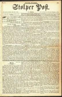 Stolper Post Nr. 22/1893