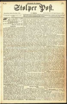 Stolper Post Nr. 24/1893