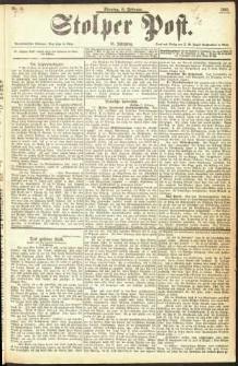 Stolper Post Nr. 31/1893