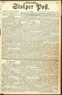 Stolper Post Nr. 33/1893