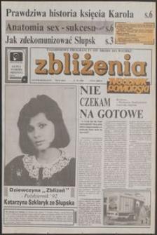 Zbliżenia : Tygodnik Pomorski, 1992, nr 41