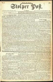 Stolper Post Nr. 43/1893