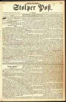 Stolper Post Nr. 50/1893