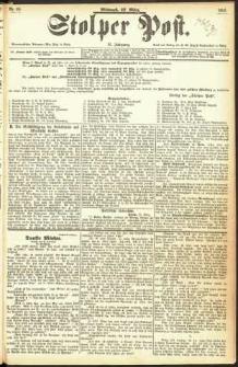 Stolper Post Nr. 69/1893