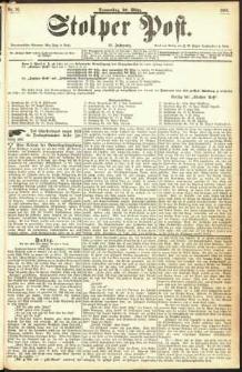 Stolper Post Nr. 76/1893