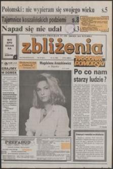 Zbliżenia : Tygodnik Pomorski, 1992, nr 47
