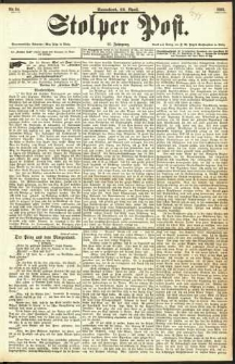 Stolper Post Nr. 94/1893