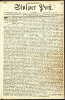 Stolper Post Nr. 96/1893
