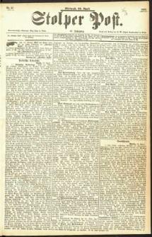 Stolper Post Nr. 97/1893