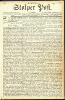 Stolper Post Nr. 99/1893