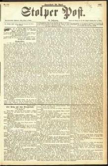 Stolper Post Nr. 100/1893