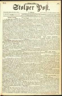 Stolper Post Nr. 105/1893