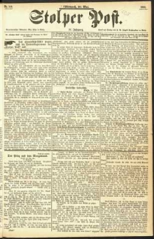 Stolper Post Nr. 109/1893