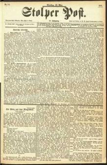 Stolper Post Nr. 113/1893