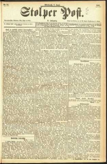 Stolper Post Nr. 131/1893