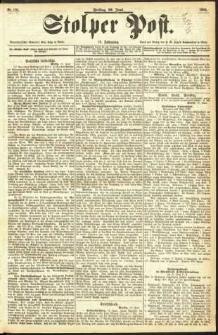 Stolper Post Nr. 139/1893