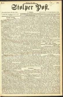 Stolper Post Nr. 141/1893