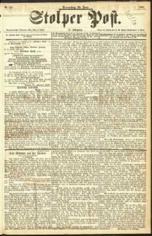Stolper Post Nr. 144/1893