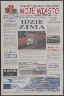 Moje Miasto : bezpłatny słupski dwutygodnik, 2002, nr 6