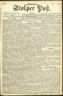 Stolper Post Nr. 153/1893