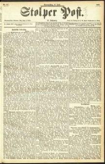 Stolper Post Nr. 156/1893
