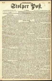 Stolper Post Nr. 162/1893