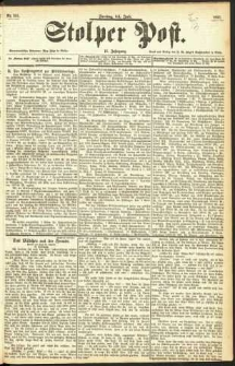 Stolper Post Nr. 163/1893