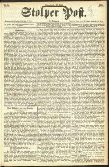 Stolper Post Nr. 164/1893