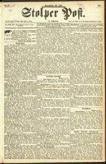 Stolper Post Nr. 176/1893