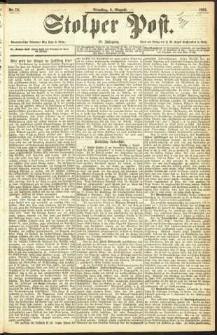 Stolper Post Nr. 178/1893